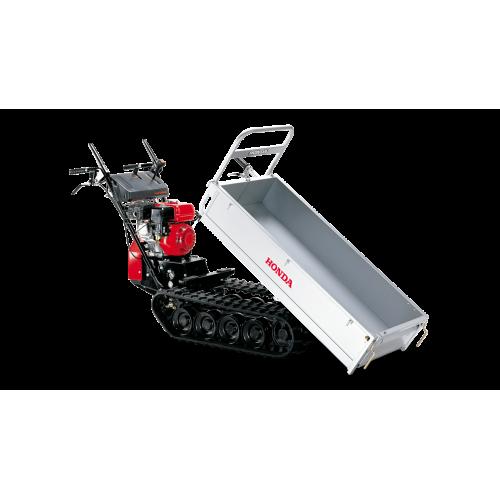 Carrello Cingolato Honda HP 500 HK2 BX pianale con sponda trasmissione idrostatica